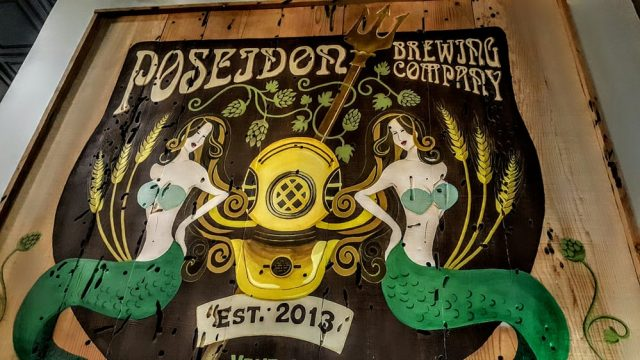 Poseidon Brewing Company