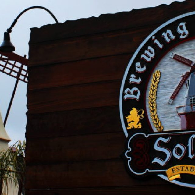 Solvang Brewing Compnay – Brewpub